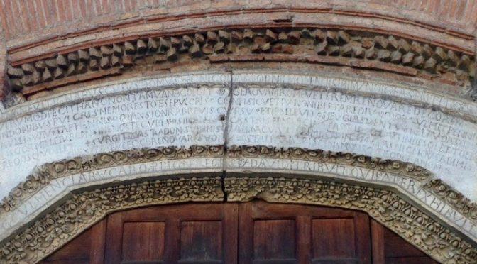L'épigraphie communale, d'Armando Petrucci à la présence des inscriptions
